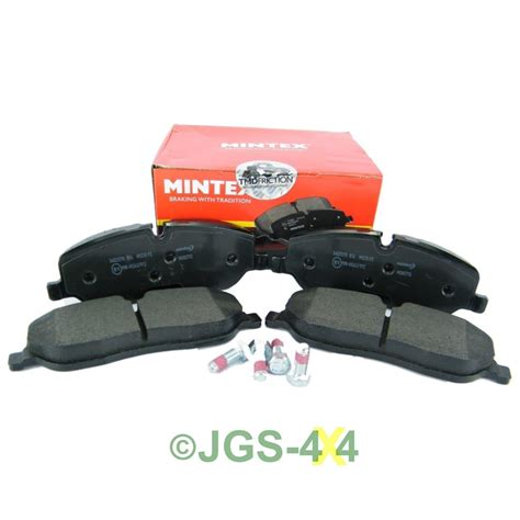 land rover discovery 3 brake pads land rover discovery 3 4 range rover sport tdv6 front