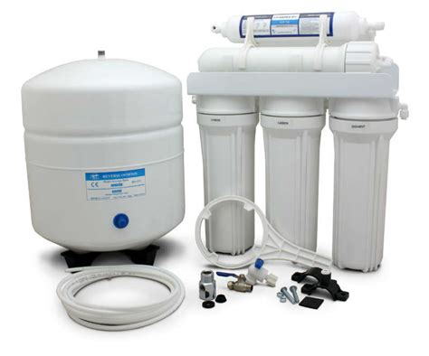 hydronix alkaline water filter system in water