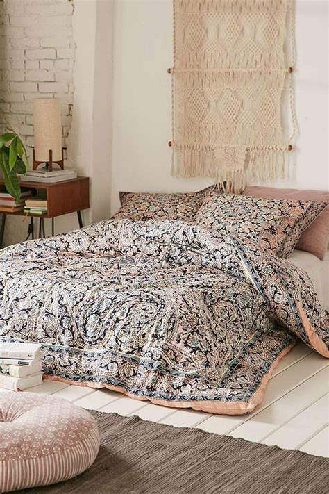 urban comforters dion scarf medallion comforter urban outfitters