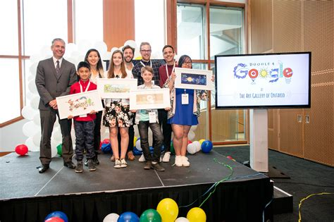 doodle 4 canada winners canadian student designs a bright future for canada