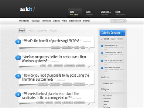 themes com ask 5 best question answer wordpress themes 2018 athemes