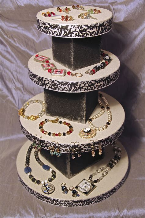 how to make jewelry displays how to make your own jewelry displays beadphoria