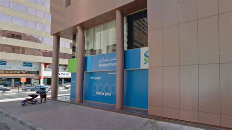 standard chartered bank uae standard chartered uae to launch banking service