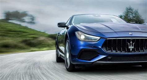 Maserati Price In India by Restyled 2018 Maserati Ghibli Launched In India Priced