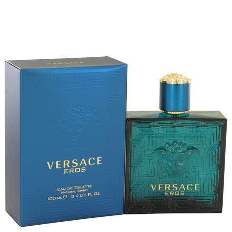 Parfum Ori 100 Versace Eros Edt 100 Ml No Box versace eros 100ml edt for 4700 tk 100 original