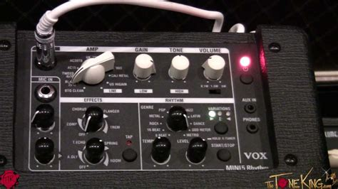 Vox Mini 5 Guitar Lifier vox mini 5 rhythm guitar