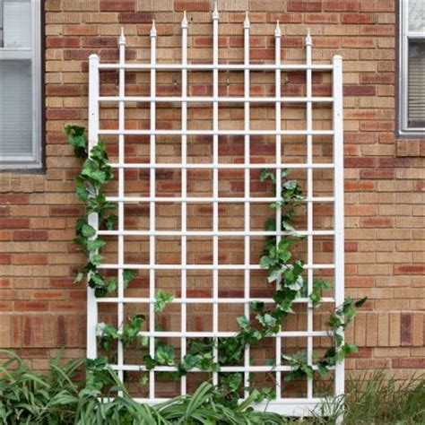 8 Foot Trellis shop this look green and white home office decor