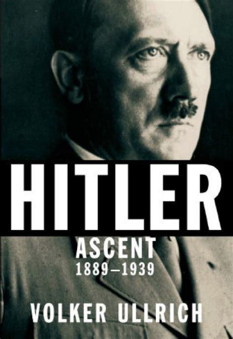 biography hitler hitler new biography provides a context for our time