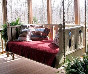 show me the bedroom floor 1000 ideas about hanging porch bed on pinterest porch