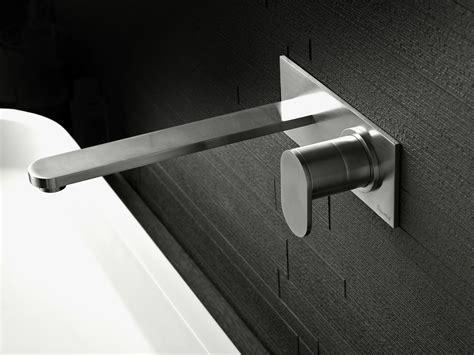 signorini rubinetti sinox rubinetto per lavabo a muro serie sinox by signorini