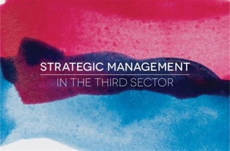 Mba Strategy Management For Third Sector by Co3 Celebrate Book Launch Of Strategic Management In The