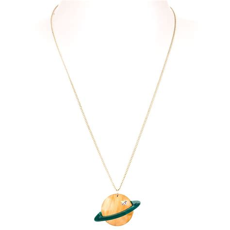 Home Design By Annie Tatty Devine Planet Necklace Amber Tatty Devine From