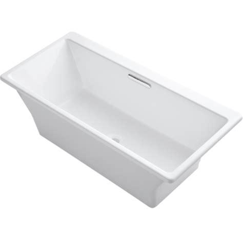 freestanding bathtubs under 1000 reve cast iron freestanding bath baths products kohler