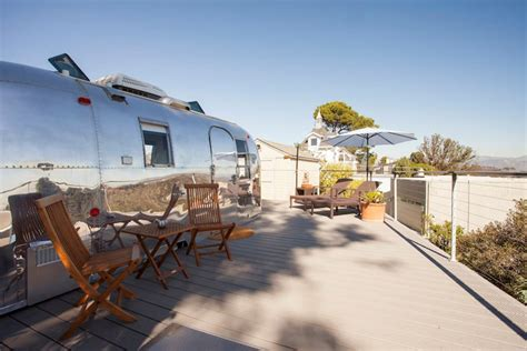 airbnb hollywood hills 10 vintage airstreams available to rent on airbnb