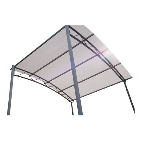 Outdoor Canopy Frames by Outsunny 7 X 9 Outdoor Steel Frame Sun Shade Canopy