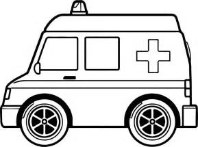 ambulance coloring pages coloring pages letter a is for ambulance coloring page