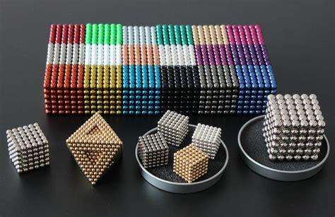 Exlusivelterbatas Magic Cube Box Education Toys Diskonl colorful buckyballs diameter 5mm 3mm neocube magic cube