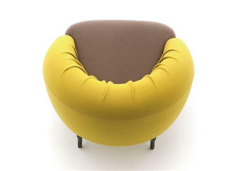 L Shaped Sofa Set Designs Nigel Coates Bump Sofa For L Abbate Offers Voluptuous Comfort