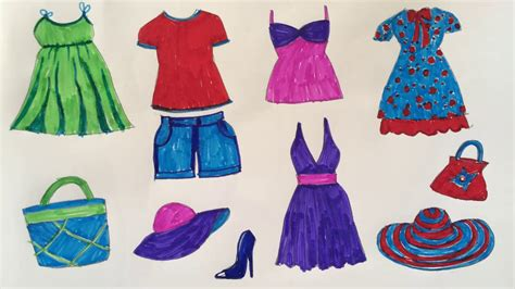 how to draw fashion clothes for how to draw dresses