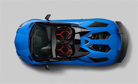 lamborghini's roofless superveloce roadster comes with its