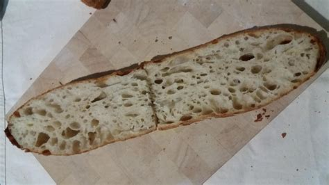 75 hydration baguette my attempt s on bouabsa s baguette the fresh loaf
