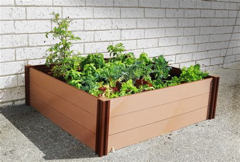 modular raised garden bed holman industries