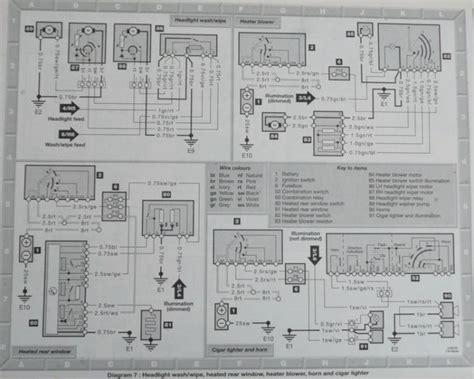 w124 wiring diagrams peachparts mercedes shopforum