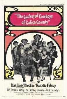 film cowboy gratuit en ligne cockeyed cowboys of calico county 1970 film en fran 231 ais