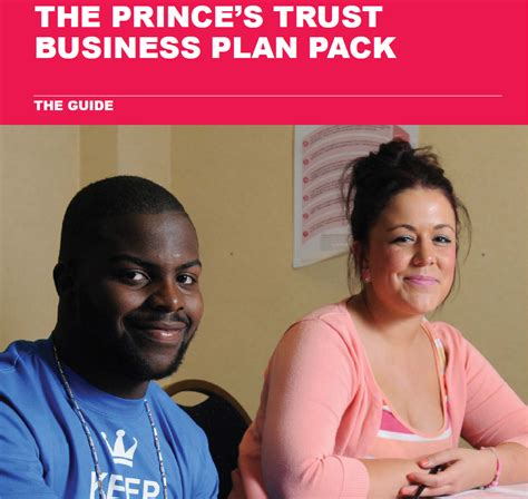 princess trust business plan template business plan template technology strategy architecture