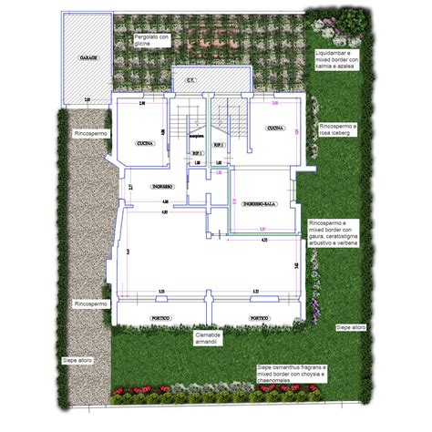 progettare giardino di casa un progetto per il giardino cose di casa