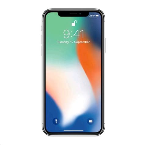 ebay iphone x apple iphone x 256gb lte silver ebay