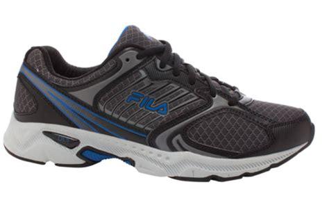 fila athletic shoes new fila mens interstellar 2 lightweight running athletic