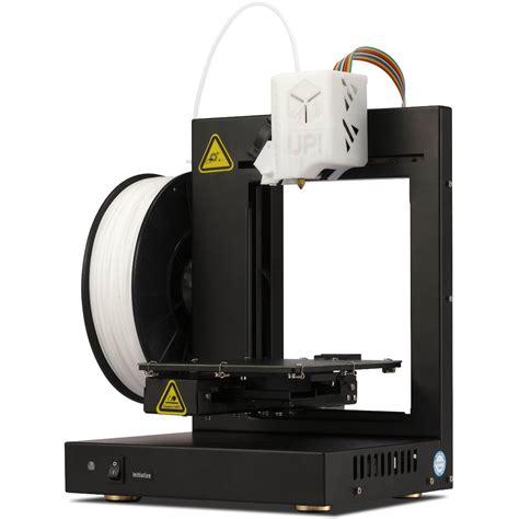 Printer 3d Up Plus tiertime up plus 2 3d printer black 3dp144dblack b h photo