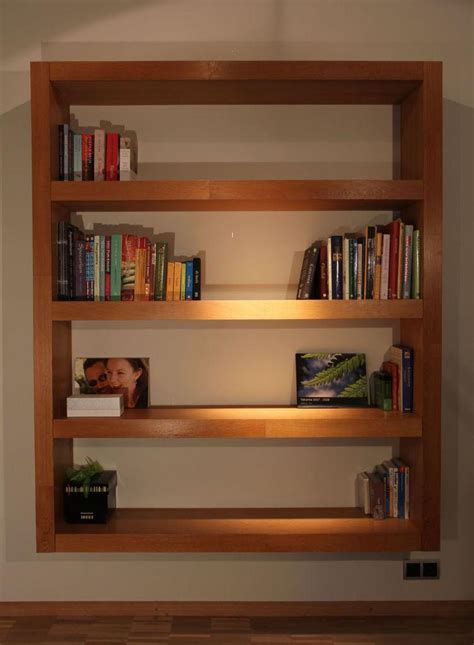 diy bookshelf design from wood plushemisphere