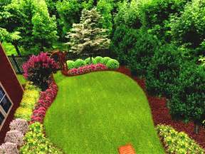 Landscape Ideas For Small Gardens Landscaping Ideas For A Hilly Backyard Telstra Us Small Spaces Landscape Sloped Privacy Garden