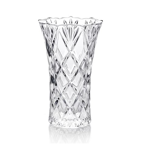 Buy Glass Vases Buy Saturn Glass Vase At Mikasa