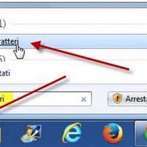 lettere accentate html come digitare le lettere accentate maiuscole con windows