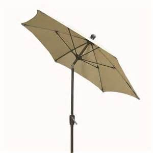 Home Depot Patio Umbrella Fiberbuilt Umbrellas 9 Ft Patio Umbrella In Beige 9hcrcb T Be The Home Depot