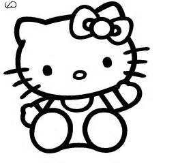 draw kitty az coloring pages