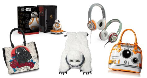star wars holiday gift guide for the suave guy and gal