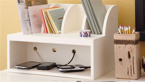 charging station organizer diy charging station organizer design modern home interiors