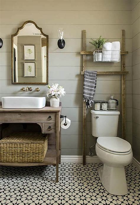 Farmhouse Bathroom Ideas by 36 Best Farmhouse Bathroom Design And Decor Ideas For 2017