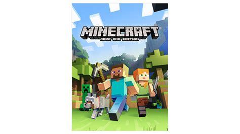 Xbox One Minecraft minecraft xbox one edition xbox