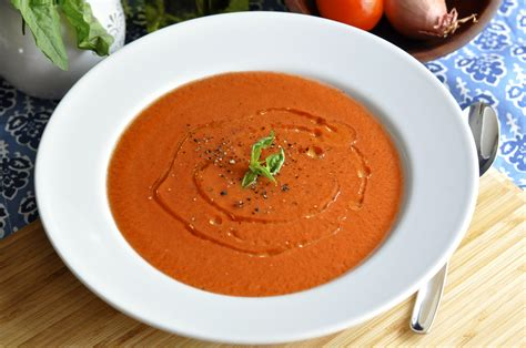 the best hot weather chilled soup recipe real food girl