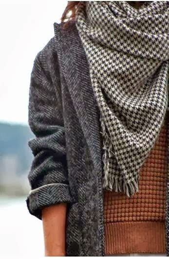 scarves to add oomph to any fall look glam radar 49 best my style pinboard images on pinterest my style