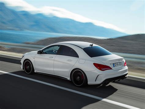 mercedes benz cla  amg revealed    york debut