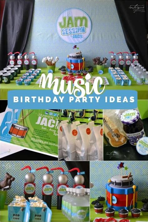 birthday themes songs 63 best rockstar party ideas images on pinterest a rock