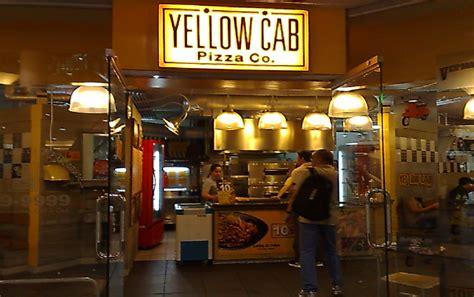 yellow cab robinsons galleria ortigas