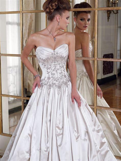 Wedding Dresses Corset by Wedding Dresses With A Corset Dresscab