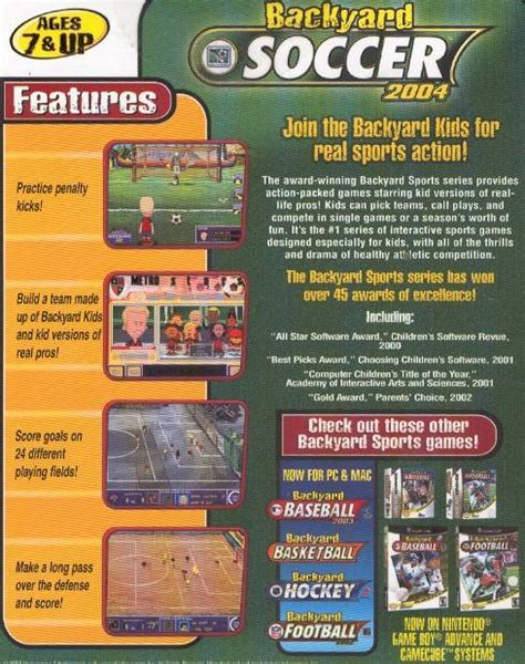 backyard soccer ios backyard soccer ios 28 images backyard football 1999